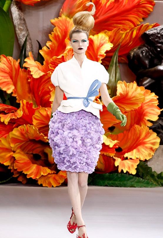 0001gs12 Christian Dior от John Galliano 2010/2011