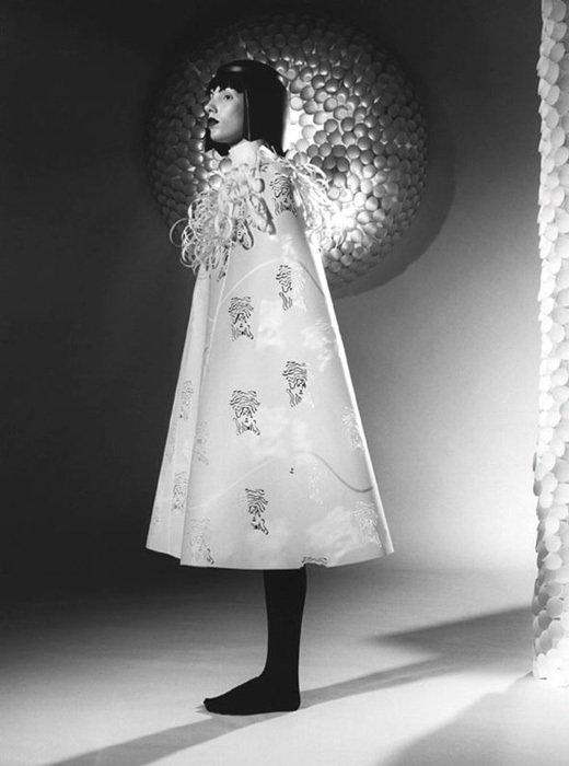 001 jum nakao paper dresses Одежда из бумаги от Jum Nakao