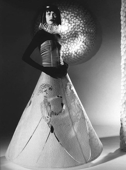 005 jum nakao paper dresses Одежда из бумаги от Jum Nakao