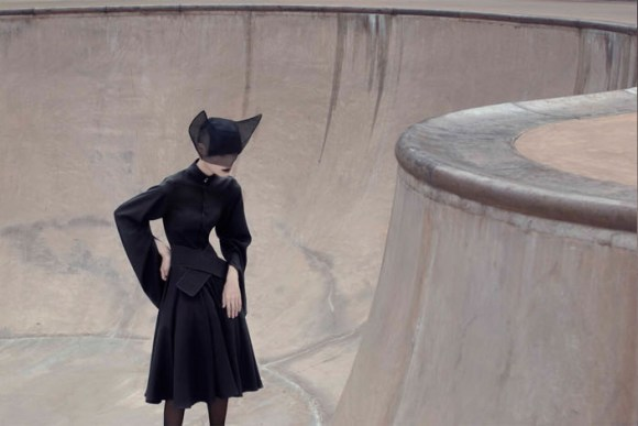 2 001 4 Японский минимализм в одежде   кошечки от Max Tan