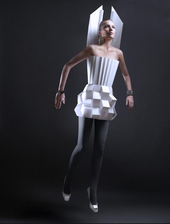 Aviary sru Picture 3 Оригами и одежда