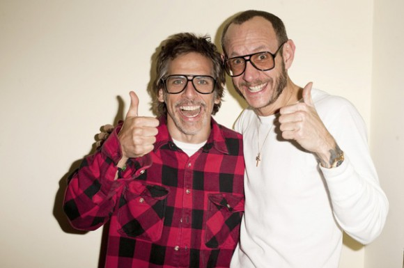 Ben Stiller and Terry Richardson1 580x385 Терри Ричардсон – фотографии
