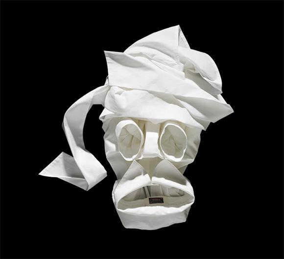 Fashion Faces by Bela Borsodi Оригами и одежда