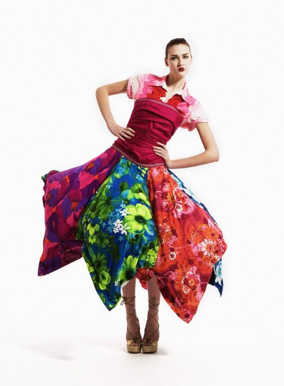 Одежда из мусора от Gary Harvey | Fashionate