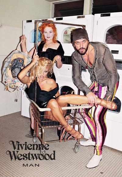 Vivianne Westwood Vivienne Westwood и панк