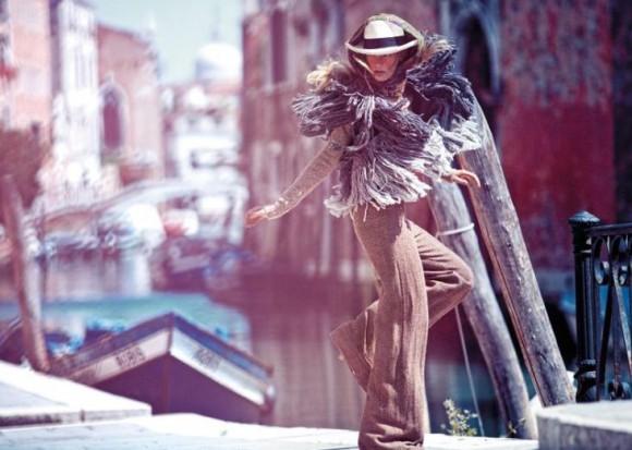 folkinvenice8 580x413 Креативный фотошоп от Stefano Galuzzi